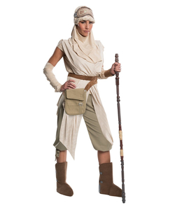 Grand Heritage Star Wars Rey Costume