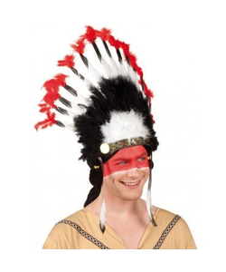 Indian Mohawk Headdress
