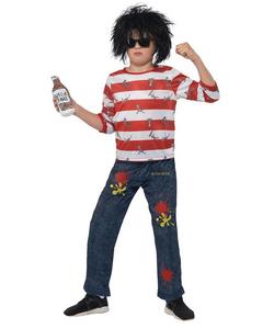 David Walliams Deluxe Rathburger Costume - Tween