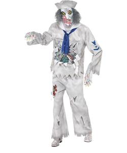 Zombie Sailor Costume