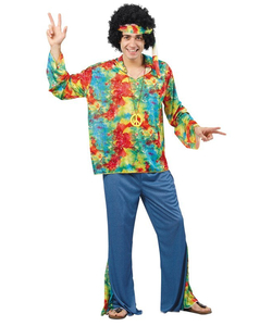Sunstar Hippie Adult Costume