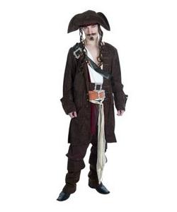Rum Smuggler Pirate Costume