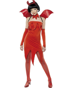 Devil Pixie Teen Costume