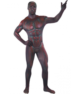 Bronze Statue Morphsuit