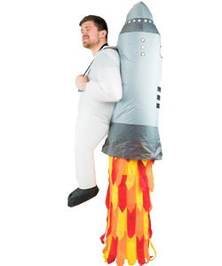 Inflatable Lift Me Up Jetpack Costume