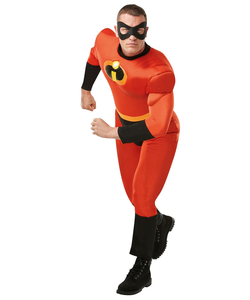 Deluxe Mr Incredible Costume