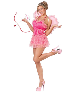 Cupid's kiss Costume
