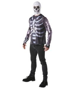 Fortnite Skull Trooper Top