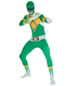 Green Power Rangers Morphsuit