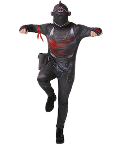 Tween Fortnite Black Knight Costume