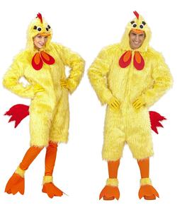 Plush Chick Costume