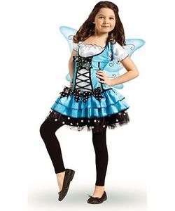 Little Girl's Fairy Costume