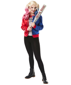 Suicide Squad Harley Quinn Costume - Teen