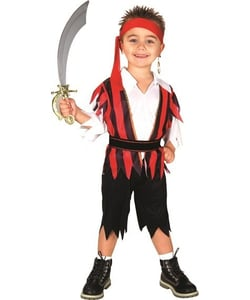 Tween Pirate Costume
