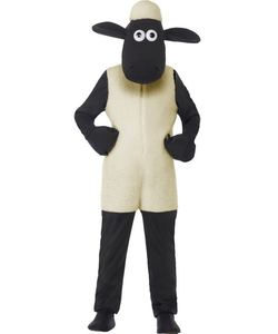 Shaun The Sheep Costume - Tween