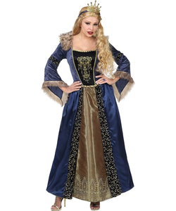 Medieval Queen Costume - Plus Size