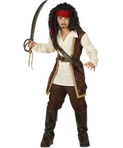 Caribbean Pirate Tween Costume