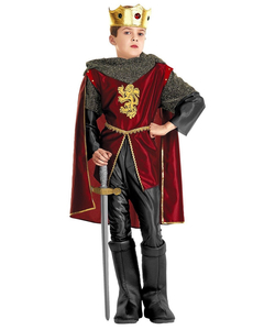 Royal Knight Costume - Tween
