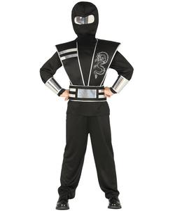 tween Ninja Boys Costume