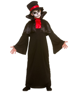 tween deadly reaper costume