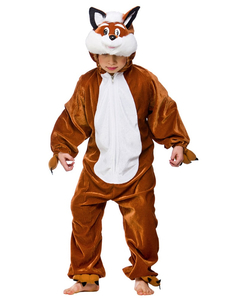 tween fox costume