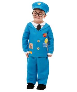 kids postman pat costume