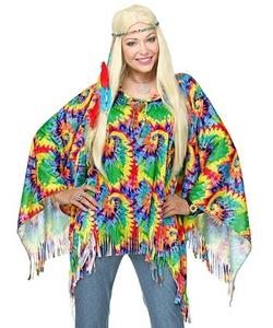 Ladies Psychedelic Hippie Costume