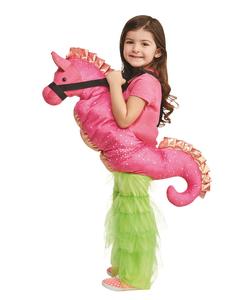 Step-In Seahorse Costume - Kids
