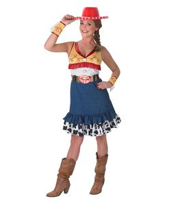 Sassy Jessie - Disney Toy Story Costume