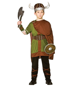 tween viking warrior