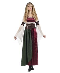 Medieval Xana Costume