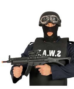 Robbery gun