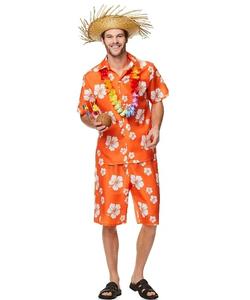 Luau Guy Costume