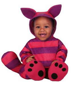 Baby Purple Cat Costume