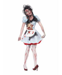Horror Zombie Dorothy Costume