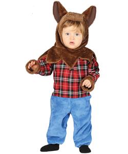 Baby Wolfman Costume