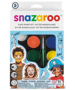 Snazaroo Face Painting Kit - Boys