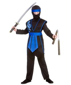 Samurai Ninja Costume - tween