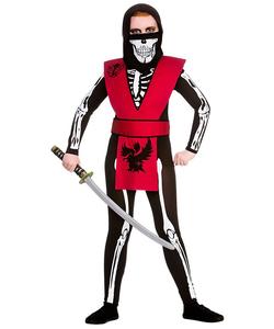 Skeleton Ninja Costume - Kids