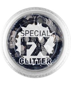 Special FX Glitter - Black