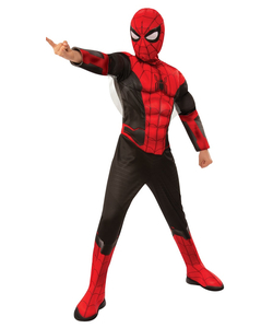 Deluxe Spider-man Costume - Kids