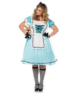 Tea Time Alice Costume - Plus Size