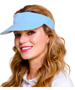 Golf Visor - Blue