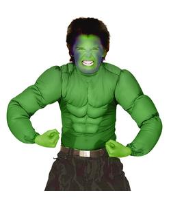 Green Muscle shirt