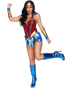 Heart-Stopping Heroine Costume