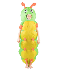 Inflatable Caterpillar Costume - Kids