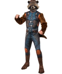 'The Avengers' Rocket Raccoon Costume