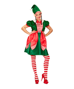 Santa Little Helper Elf