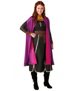 Frozen 2 Anna Dress Adults Front
