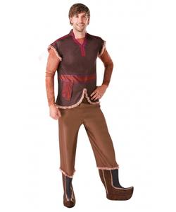 Frozen 2 Kristoff Costume Front